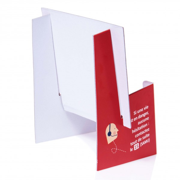 Pr Sentoir Display Carton Pour Carte De Visite