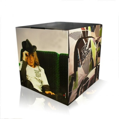 Cube carton personnalisé