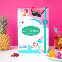 3 mois d'abonnement La Thé Box