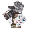 Impression flyers A6, 10 x 21 cm, A5 et A4