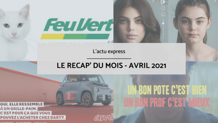 Campagnes publicitaires Avril2021